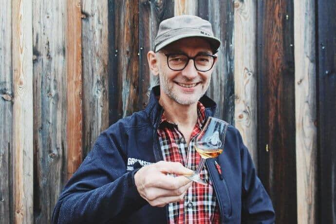 thomas blätterlein 690x460 - spirituosen, getraenke Gebrannt aus Vintage-Getreide: Mammoth, der neue Whisky aus der Uckermark