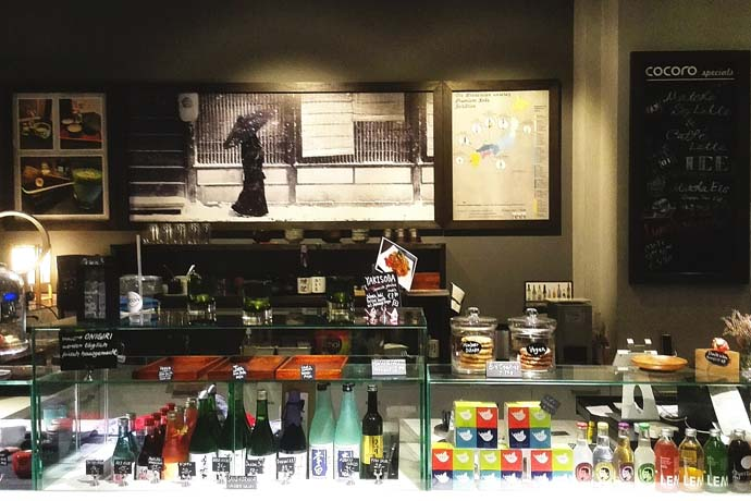 tokuri berlin - getraenke Let´s talk about Sake, Baby!