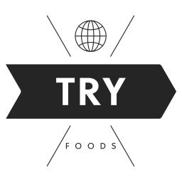 try logo compass print - medien-tools interviews-portraits food-nomyblog nomyblog Feinkost kennen lernen: Tryfoods