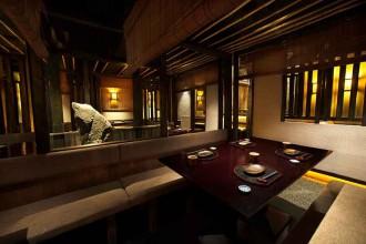 Restaurant Zenkichi Berlin  Interior Photo 2015. 04.10.